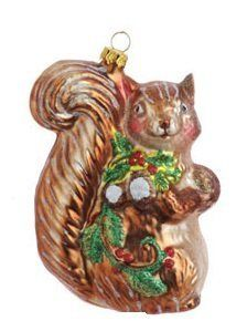 RAZ Imports - Multicolored Squirrel Glass Ornament PerfectlyFestive http://www.amazon.com/dp/B00MT3RNXS/ref=cm_sw_r_pi_dp_LW49tb0WAE74J