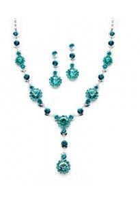 Teal Necklace Set Teal Necklace, Necklace Set, Beaded Necklace, Jewelry Accessories, Pearls, Bracelets, Earrings, Beaded Collar, Ear Rings