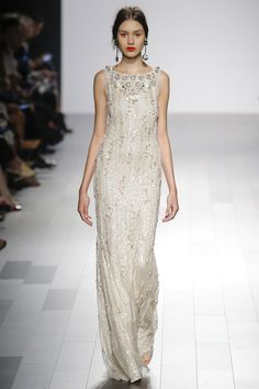 Badgley Mischka Spring 2018 Ready-to-Wear  Fashion Show Collection