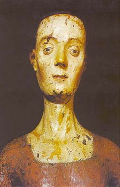 Undressed funernal effigy of Catherine de Valois, Queen of England, paternal grandmother of Henry VII, paternal greatgrandmother of Henry VIII | Flickr - Photo Sharing!