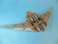 Horten Ho 229, Flying Wing, Rc Model, Plastic Models, More Photos, Airplanes, Motorcycles, Aircraft, Gadgets