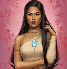 Pocahontas Disney, Disney Rapunzel, Princess Pocahontas, Angel Princess, Disney Princess Sketches, Original Disney Princesses, Disney 2017, Disney Pixar, Princesas Da Disney Tumblr
