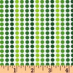 Remix Dot Stripes Green