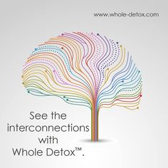 Look at how your eating and living are interconnected with our 7-day online Whole Detox starting Monday, July 27th: http://whole-detox.com/programs