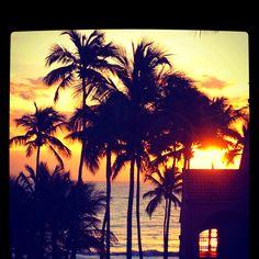Sunrise at Palmas Del Mar - Peurto Rico