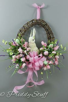 Wreaths and Floral Designs for all Occasions   SPRING WREATHS