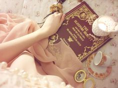 But some day you will be old enough to start reading fairy tales again.