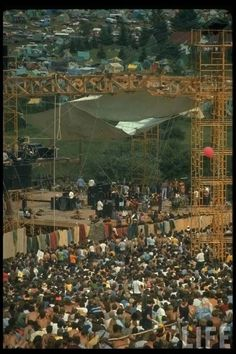 #Woodstock #Music Festival 1969