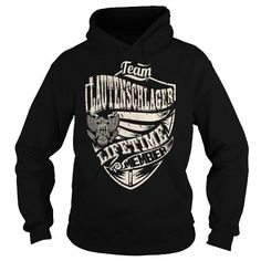 Cool Last Name, Surname Tshirts - Team LAUTENSCHLAGER Lifetime Member Eagle T-Shirts