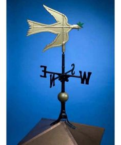 Dove of Peace Weathervane - The Shops at Mount Vernon