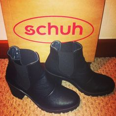 schuh Out Out black boots