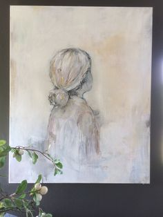Nice Schilderijen The Effective Pictures We Offer You About Art Drawing dark A quality picture can tell you many things. Abstract Watercolor, Watercolor Paintings, Encaustic Art, Portrait Art, Figurative Art, Love Art, Painting Inspiration, New Art, Painting & Drawing