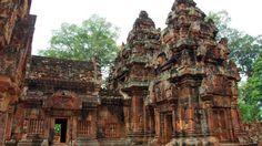 Este es tu destino si quieres sentirte protagonista de Tomb Raider, ya que en Angkor Thom fue donde ... - Externa