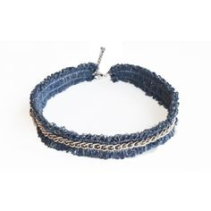 JEAN DREAM ❤ liked on Polyvore featuring choker