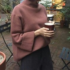 Winter Mode Outfits, Winter Fashion Outfits, Winter Outfits, Autumn Fashion, Casual Outfits, Cute Outfits, Fashion Mode, Look Fashion, Hijab Fashion