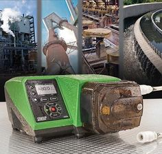 New 530 Peristaltic Cased Pump For Surface Coating, Printing & Lime Addition Applications