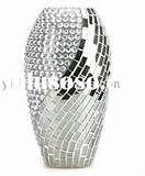 mosaic mirror vase, mosaic mirror vase Manufacturers in LuLuSoSo.com ...