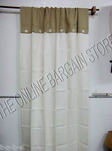26 Best Buttons Curtains Images Button Crafts Beaded