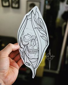 Ideas For Drawing Tattoo Chicano Skull Art Skull Tattoo Design, Skull Tattoos, Leg Tattoos, Body Art Tattoos, Sleeve Tattoos, Tattoo Designs, Trendy Tattoos, Tattoos For Women, Cool Tattoos