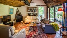 Rare Sir Ian Athfield-designed house in seaside suburb on market for first time in more than 40 years Nook And Cranny, Brick And Mortar, 40 Years, Cladding, First Time, Open House, Seaside, Home And Family, Daughter