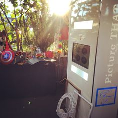 PictureTHAT PhotoBooth Hire Sydney At GRANO! #PictureTHAT #Photobooth #Hire #Sydney #Fun #Props #Photo #Booth
