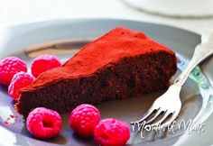 Flourless chocolate cake - Real Recipes from Mums
