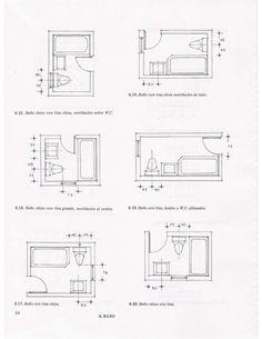 1000 images about espacios dimensiones on pinterest for Medidas de una casa xavier fonseca