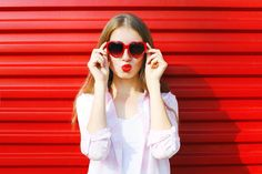 Going Out This Weekend? How to Get Ravishing Ruby Red Lips (the Classic Look - Demystified)! #30secondmom