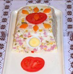 Vajíčková tlačenka (fotorecept)