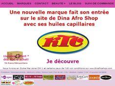 KTC est arrivé sur www.dinafroshop.com avec ses huiles capillaires. Découvrir la sélection sur Dina Afro Shop votre site de produit et soin pour cheveux afro, bouclés, frisés.