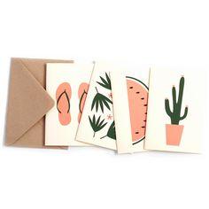 Sweet Summer Card Set
