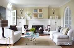 Learn basic layout rules to get a polished, pulled-together look in any room.