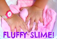 Looking for a fun variation on the super simple slime recipe? Try this awesome fluffy slime recipe for extra big amounts of sensory playtime fun! Earlier this year I published our Easy UK Slime Recipe which I was thrilled to have finally made with the kids and we have since made lots of variations, including...Read More »