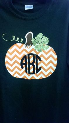 Short Sleeve Youth T Shirt Fall Pumpkin by SayItWithSassRoxboro
