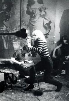 Blondie, CBGB's1977 New Wave, Patti Smith, Punk Rock, Rock And Roll, Mundo Musical, Chris Stein, Photo Star, Grunge, Fangirl