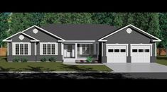 The Oak Island - Prefabricated Home Plans | Winton Homes