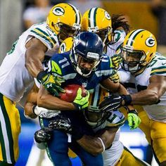 4 Pakers to bring down  #nomercypercy @Percy_Harvin  #GoHawks @SeattleSeahawks