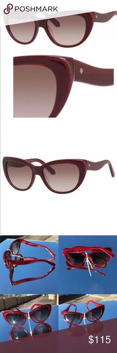 cbbea2ba5771e Kate Spade Sunglasses Glasses Glitter sunglasses Like a New Very good  condition Sunglasses hello sunshine No