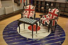 Ben Sherman Chairs