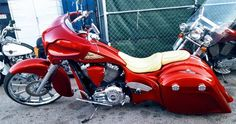 How you know your Chief is on the 'roids | Indian Rider - Indian Motorcycle Forums
