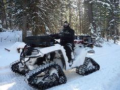 Arctic Cat all the way!