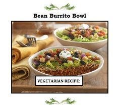 Vegetarian Diabetic Recipes, Burritos, Tacos, Beans, Veggies, Ethnic Recipes, Food, Breakfast Burritos, Vegetable Recipes