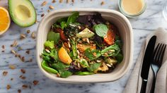 Ordering healthy delivery a breeze and their chef collaborations will satisfy any foodie's