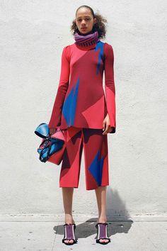 Proenza Schouler New York Spring/Summer 2017 Resort Collection   British Vogue