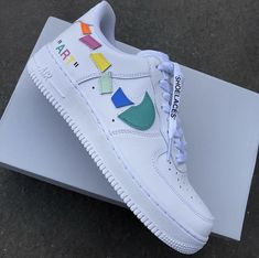 Printer Projects New York Tennis Shoes Outfit Cheap Nike Sock Shoes, Vans Shoes, Shoes Sneakers, Custom Sneakers, Nike Custom Shoes, Cool Nike Shoes, Customised Shoes, Buy Nike Shoes, Cool Nikes