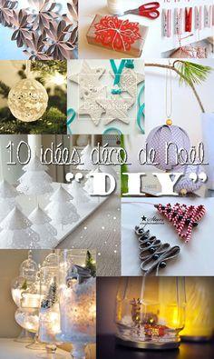 Suivez les meilleures astuces et idées déco de noël DIY avec www.id-deco.fr