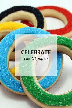 Celebrate The Olympics | Article from Meaghan Mountford