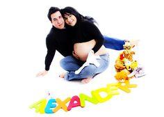 Sesiones de fotos de embarazo con papá | Blog de BabyCenter