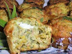 Muffins potiron-verveine