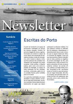 Newsletter 4: Escritas do Porto